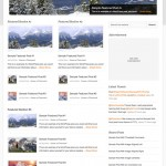Backcountry WordPress Theme
