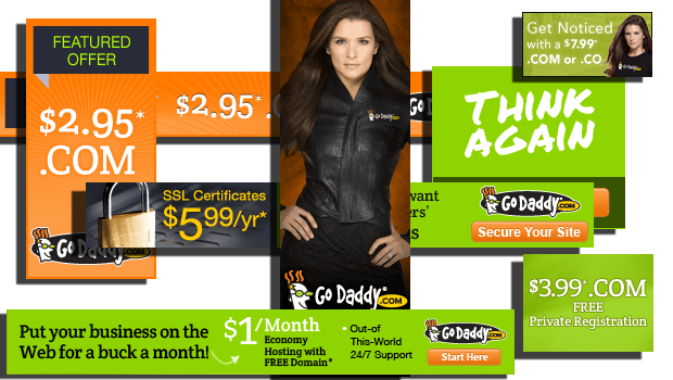 GoDaddy Coupons 2013